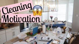 CLEAN MY NEW HOUSE WITH ME! | CLEANING MOTIVATION | Tara Henderson