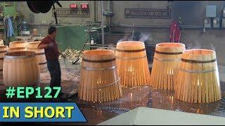 Barrel Making | Traditional Wine Barrel | In Short | Episode 127