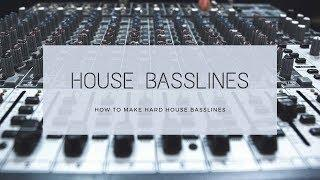 HOW TO MAKE HOUSE BASSLINES IN SERUM - SYNTHESIZE SUNDAY 097