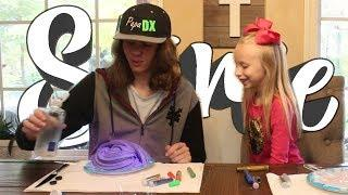 DX and Avery make SLIME!