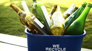DIY ROOM DECOR !!! 3 Easy Waste Wine Bottle Craft Ideas