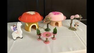 How to make a Fairy House | Easy DIY | Craft Idea for Kids Tutorial