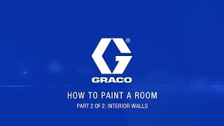 Magnum Sprayers: How to Spray a Room - Part 2 of 2: Interior Walls