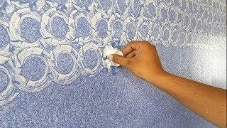 WALL PAINTING CREATED NEW DESIGN  HACKS