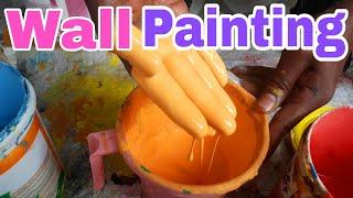 Wall Painting || Art for Students || India