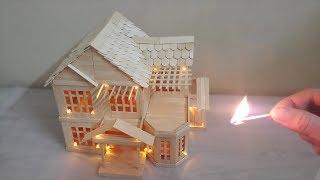 How to Make a House and Burn it Down