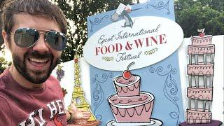 EPCOT Food & Wine Festival Livestream! Help Me Decide What to Eat & Drink!