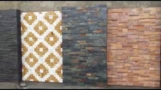 Natural stone wall tiles designs