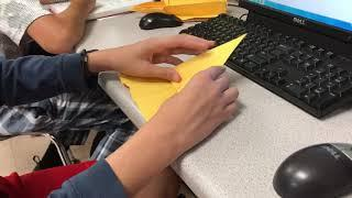 2nd paper airplane and how to make it