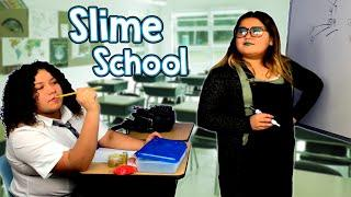 HOW TO MAKE SLIME IN SCHOOL WITHOUT GETTING CAUGHT!