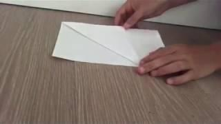 How to make the world record paper airplane