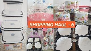 SHOPPING HAUL - 6 / Green House Shopping Haul / Dubai Shopping Haul in tamil #