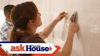Generation Next | How to Strip Wallpaper