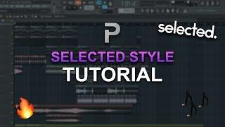 HOW TO MAKE: Selected style Deep House - FL Studio tutorial