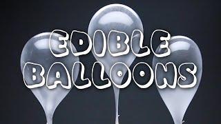 Restaurant Vs. Homemade: Edible Balloons