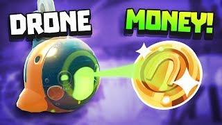 USE DRONES TO MAKE MONEY! - Slime Rancher Drones Update - Automatic Update