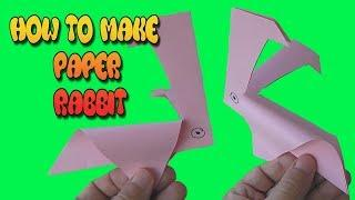 How to make a paper Rabbit - Best Paper Origami Rabbit