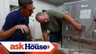 How to Shorten a Gas Pipe to Fit an Oven