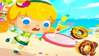 Learn How To Make Ice Cream For Children - Candy Desert House Fun Kids Games By Libii