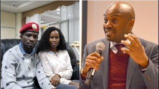 Andrew Mwenda on Bobi wine flying to America for treatment