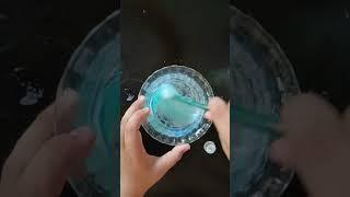 HOW TO MAKE SLIME WITH FILIPINO DETERGENT
