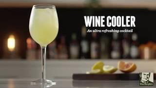How to make a Wine Cooler | Cocktail Recipe
