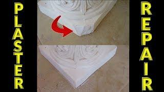 Easily Repair Broken/Damaged Plaster Cast Items