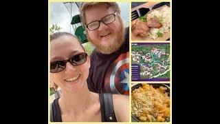 A Day Out At Busch Gardens (Williamsburg) Food & Wine Festival!!!