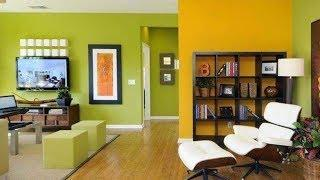 Combinations of colour to paint the walls of your home !!