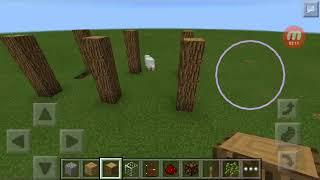How to make a house MCPE #1