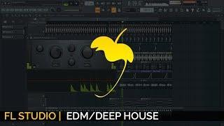 How To Make EDM/Deep House +FLP