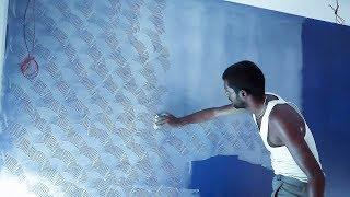 royal play special effects | wall design | texture | combing