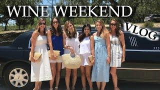VLOG: Girls Wine Weekend ????‍♀️???? Staycation Austin, TX