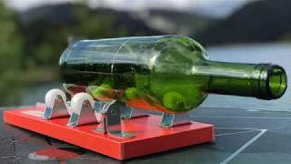 Bottle Cutter Glass Maker - Kit To Make Glasses With Wine Bottle Cutter And Glass Scoring Tool