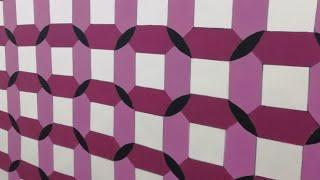 optical illusion 3d wall design | 3d wall painting | 3d wall texture design | interior design