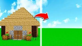 10 WAYS TO MAKE YOUR HOUSE INVISIBLE!