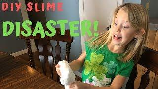 DIY SLIME Project  Fail or win?