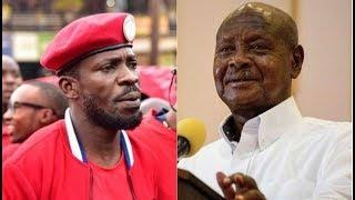 Museveni Must Beg Bobi Wine For Forgiveness and Make Him Vice President