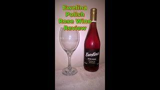 Wilko Rose Wine Four Month Review #97 Homebrew Beer Wine Spirits Ewelina Polish Poland