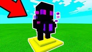 Minecraft: How To Make a Baby Enderman House