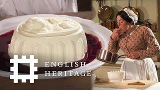 How to Make Custard Pudding - The Victorian Way