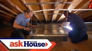 How to Install a Whole-House Ductless System