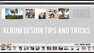 Tips and Tricks for Photo Album Design | Olympus OMD