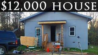 $12,000 HOUSE - Home & Self Improvement - #42