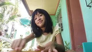 How to make slime filipino part 1