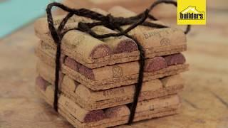 How To Make Coasters Out Of Wine Corks