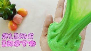 Cara Membuat Slime Dari Insto