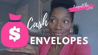 March 2019 Cash Envelopes | Cash Envelope Budget | How I Budget My Money | FrugalChicLife