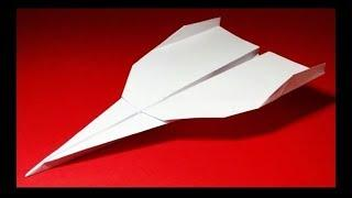 How to Make a Paper Airplane - Best Paper Planes in the World - Paper Airplanes that FLY FAR. H A