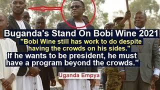 Bobi Wine Is Not Ready For Presidence 2021
